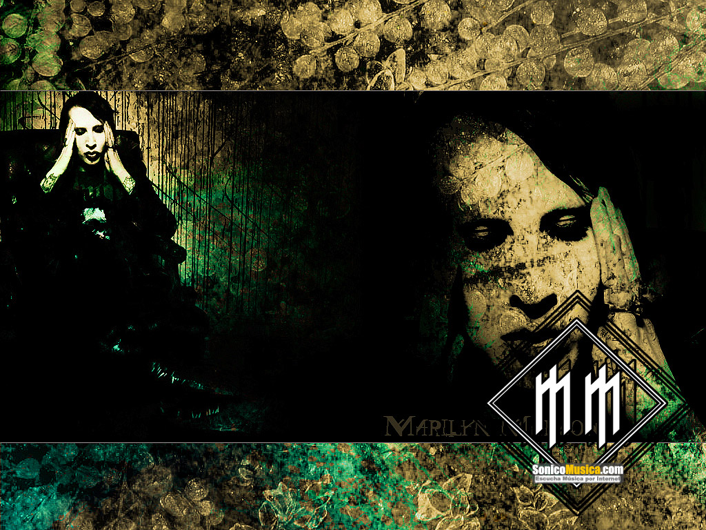 Marilyn Manson Imágenes Wallpapers Sonicomusicanet